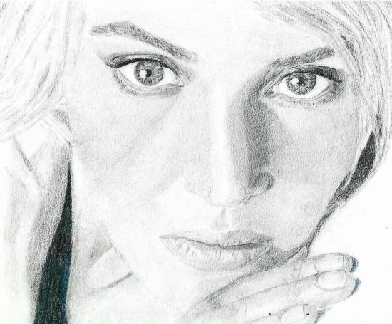 Kate Winslet por kippetje